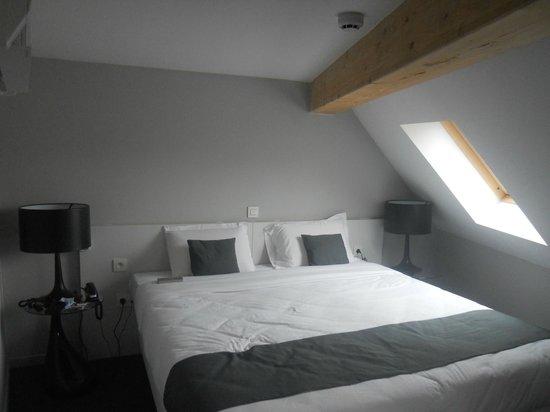 Hotel Retro: Habitación