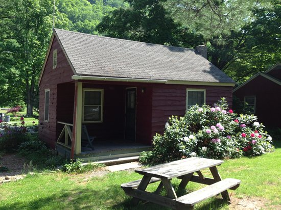 Phoenicia Lodge: Our home for the weekend