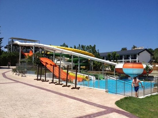Aqua Bay Hotel: Waterpark