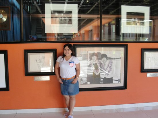 Hard Rock Hotel Bali: with The Beatles