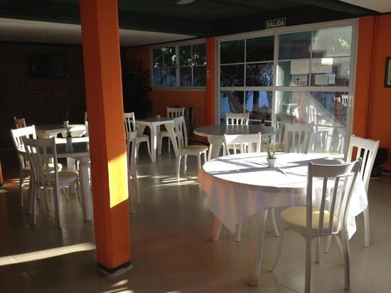 Iguassu Flower Garden: breakfast room