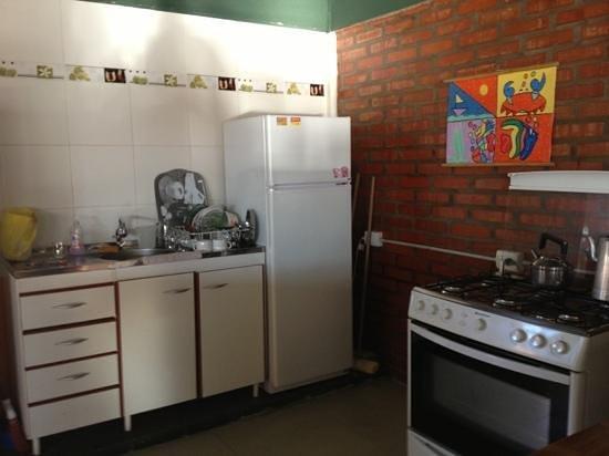 Iguassu Flower Garden: kitchen