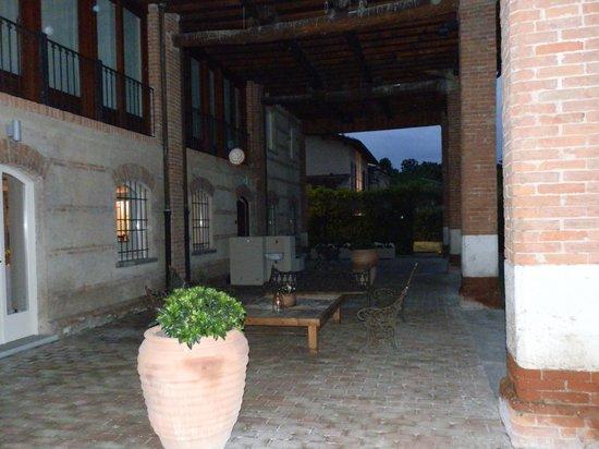 Santellone Resort: Entrada