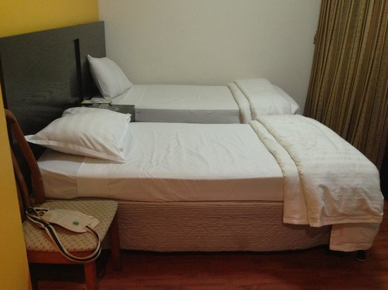 Saraya Eman Hotel: Bedroom