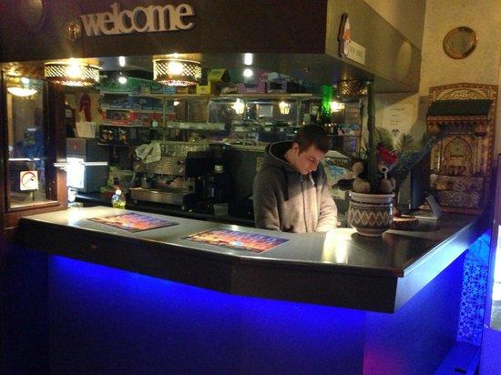 Coffeeshop IBIZA Amsterdam: Bar