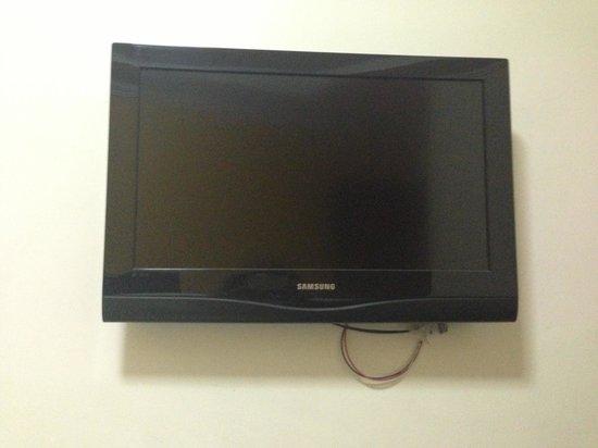 Saraya Eman Hotel: TV not working