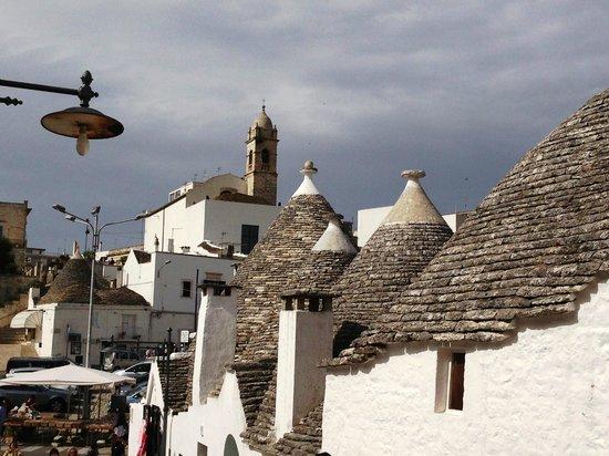 Alberobello BB: City view