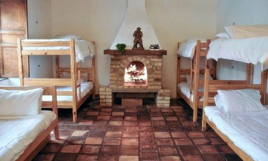Alegria's Hostel: dormitorio