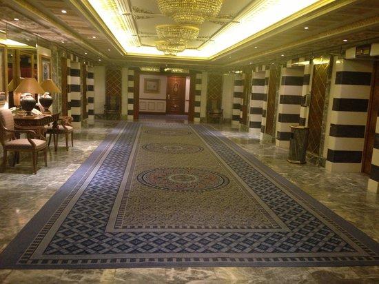 InterContinental Dar Al Tawhid : Inside hotel