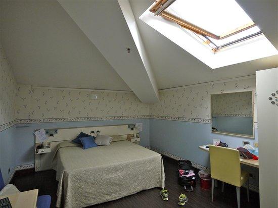 Paradise Hotel : bedroom