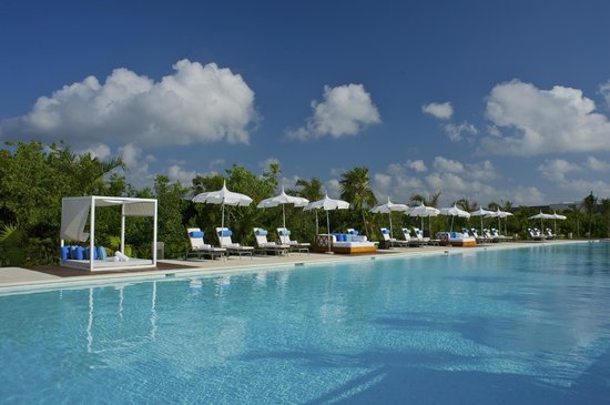 Grand Luxxe Riviera Maya Pool