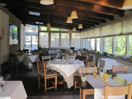 T3e Terre: Breakfast room