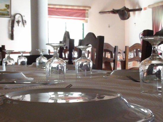 Retiro do Campones: Restaurante