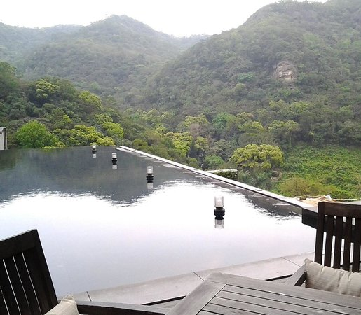 Grand View Resort Beitou: Impressive views and settings