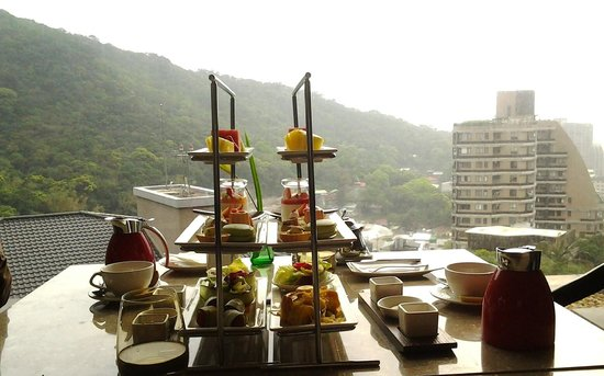 Grand View Resort Beitou: Fruitful high tea