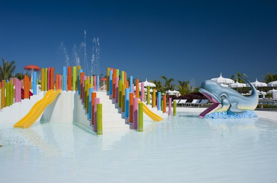 Mayan Palace Acapulco: Kid's Water Park