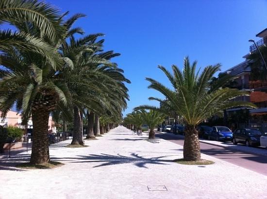San Benedetto Del Tronto, Itálie: 4km Stupendi