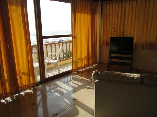Agetaway Hotel: suite vista al mar