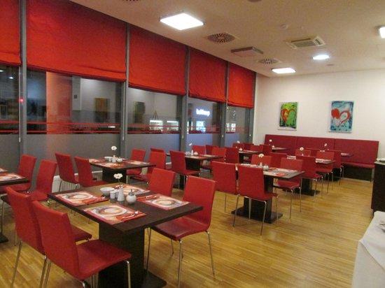 Best Western Plus Amedia Graz: retaurante