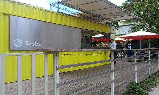 Cafe Tresbe