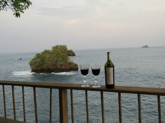 Hacienda del Mar: View from VIP Suite