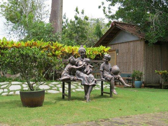 Hacienda del Mar: Garden View