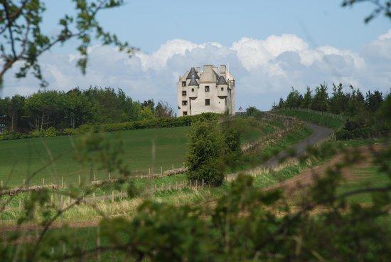 Faside Estate B&B : Fa'side Castle