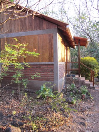 La Via Verde - Organic Farm and B&B: the cabin