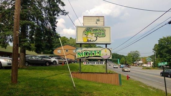 Werry's Cottages, Motel & Pub: Werry's