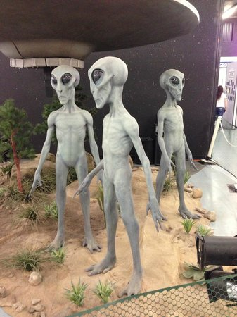 Roswell, NM: Aliens!!!