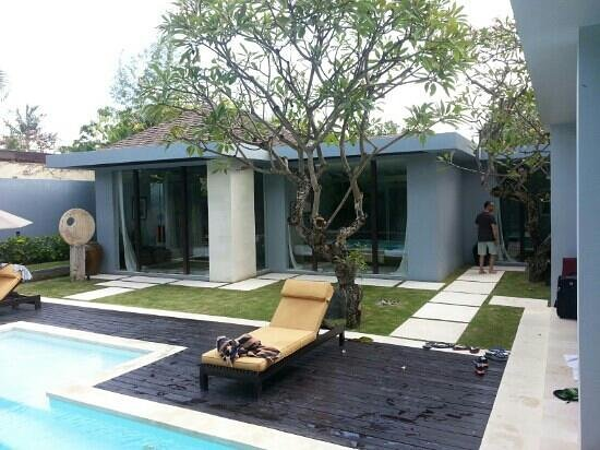 Kembali Villas: Rooms