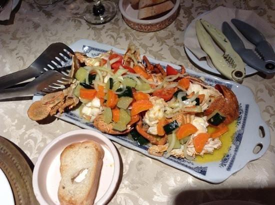 Leonardo Cafe Italian Restaurant: Inserisci didascalia