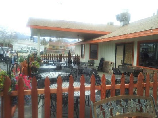 come and join us at Los Girasoles to try our new patio seating.