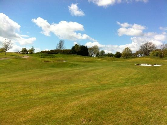 Dartmouth Golf and Country Club: on Back 9 of Championship Course