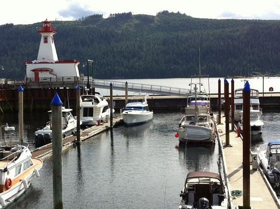 Alberni Charters: Serenity on the water