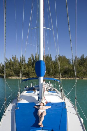 Sail Bermuda Private Charters: Finally Here...