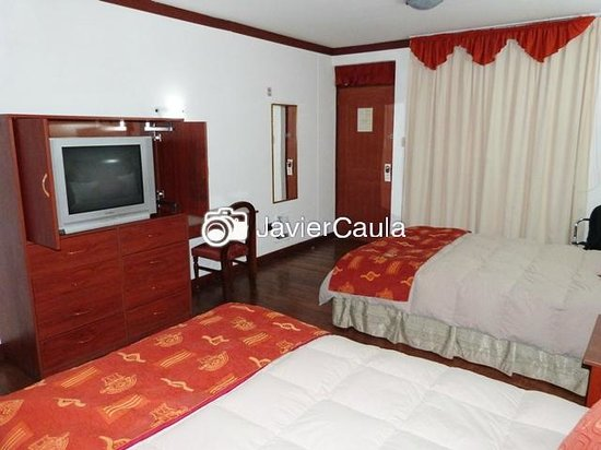 Royal Inka I: Habitación - primer piso