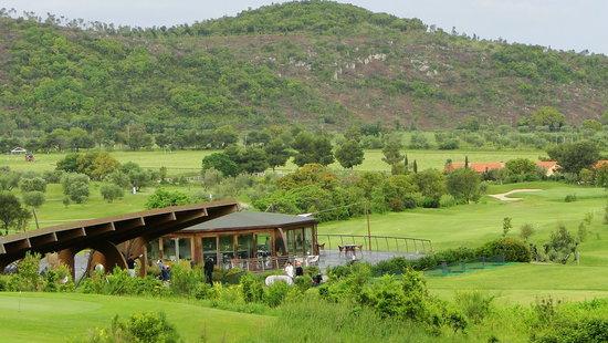 Argentario Golf Resort & Spa: club house