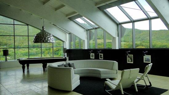 Argentario Golf Resort & Spa: interiores del hotel