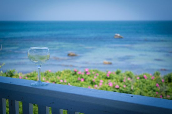 Avonlea, Jewel of the Sea: Afternoon Wine on the Porch
