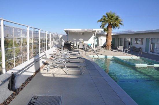 Sagewater Spa: Sagewater Hotsprings pool