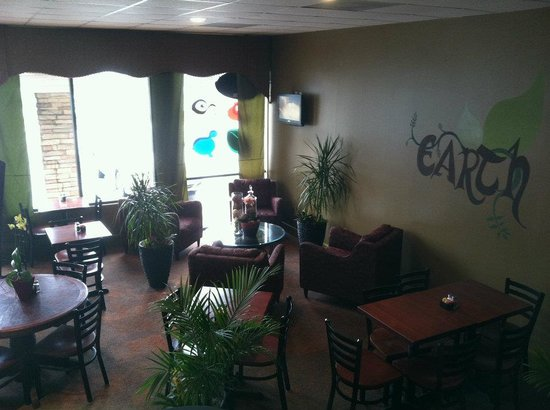 Elements Bakery & Cafe: Great Atmosphere