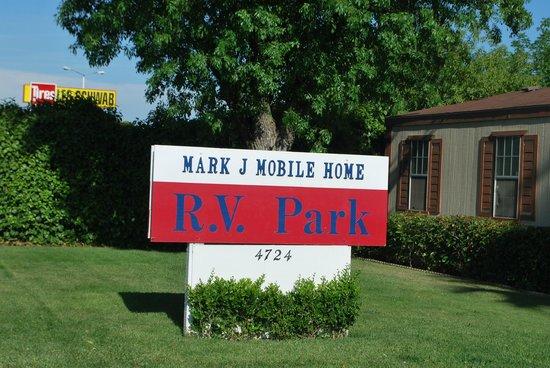Mark J RV Park: RV Has Taken Over The Mobile Home