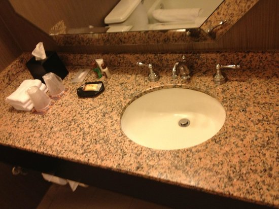 Sheraton Cerritos Hotel at Towne Center: Very Clean