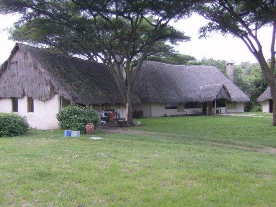Kigio Wildlife Camp: main lodge