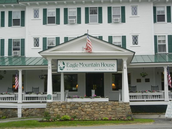 Eagle Mountain House & Golf Club: Welcoming Place!