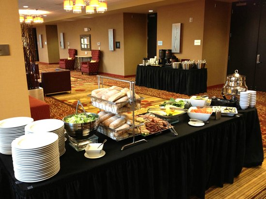 Courtyard Mankato : Buffet for an event