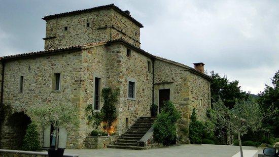 Torre di Moravola: Casona