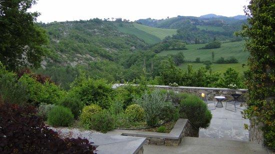Torre di Moravola: vistas