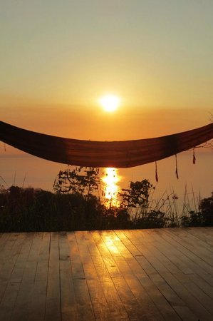 Anamaya Resort & Retreat Center: Hammock